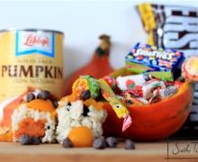 Recettes de Sushi Spécial «Halloween»