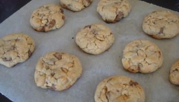 cookies cacahète