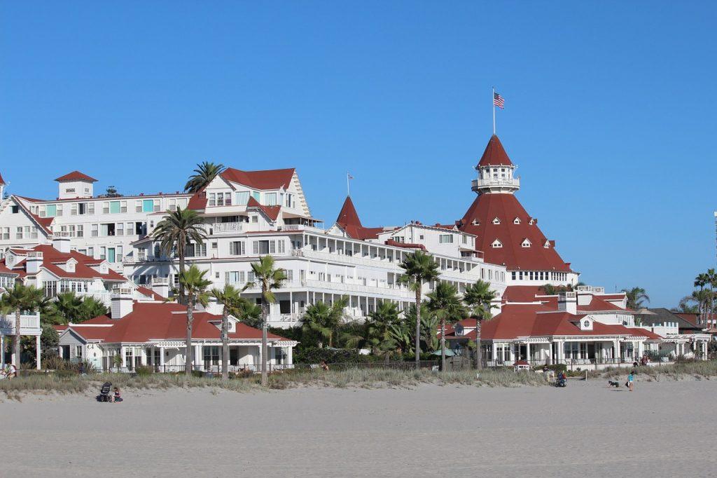 L'hôtel del Coronado