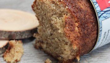 Et si tu craquais pour le Gâteau au Sirop d'Érable dans une conserve made in Canada ?