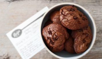 Recette des Outrageous Cookies de Martha Stewart