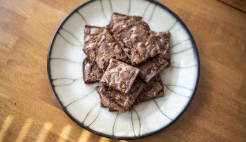 La recette du brownie américain